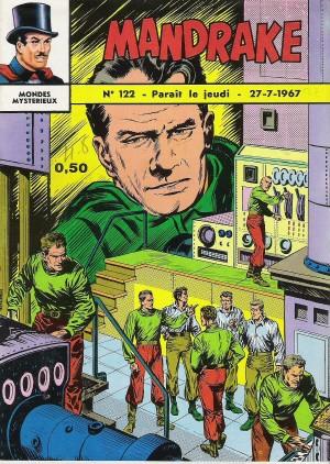 Couverture de Mandrake (1e Série - Remparts) (Mondes Mystérieux - 1) -122- L'ami des rats