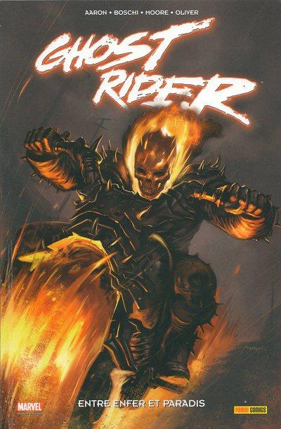 Couverture de Ghost Rider (100% Marvel) -7- Entre enfer et paradis