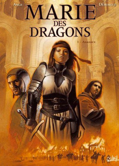 Marie des Dragons Tomes 1 et 2