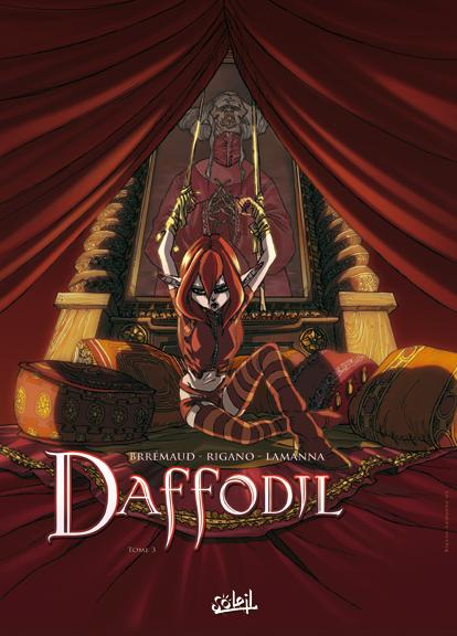 Couverture de Daffodil -3- Le monstre