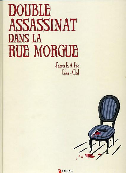 s  rieusement sentir  mais il serait inutile de pr  tendre vouloir hisser  ce Murders in the Rue Morgue au rang des plus grands classiques de l   poque
