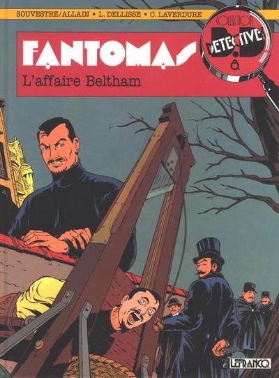 Fantomas Tome 1