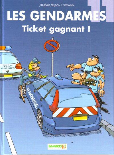 Les gendarmes Tome 11
