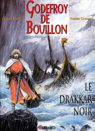 GODEFROY DE BOUILLON Tome 03