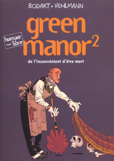 Green Manor Tome 02