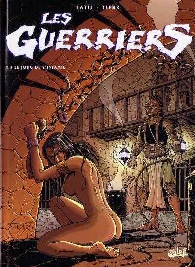 Les Guerriers Tome 1 a 7 [Liens Direct]