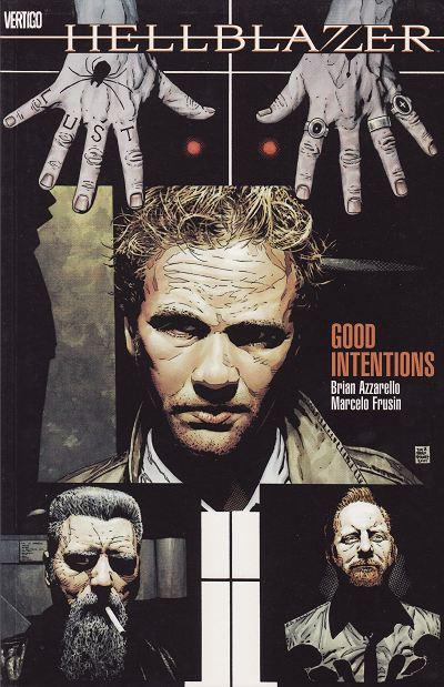 Couverture de Hellblazer (1988) -INT15- Good Intentions
