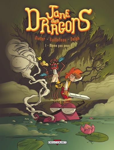 Jane des Dragons Tome 1 PDF