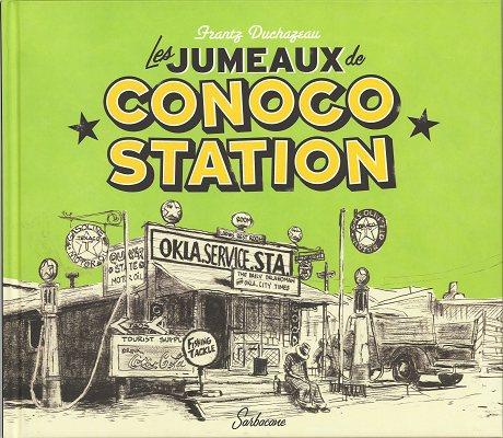 Les jumeaux de Conoco Station - One shot - PDF