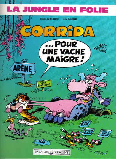 La jungle en folie 4 corrida pour une vache maigre - Vache en folie ...