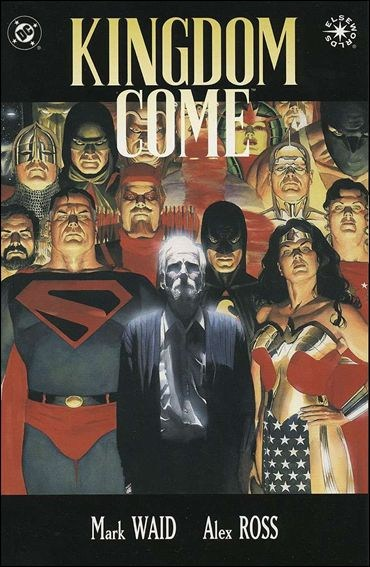 Couverture de Kingdom Come (1996) -2- Truth and justice