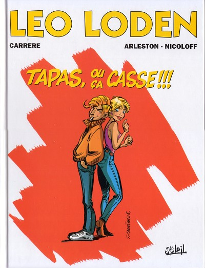 Loe Loden Tome 18