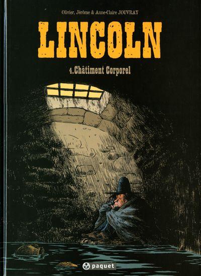 Couverture de Lincoln -4- Châtiment corporel