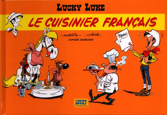 Lucky luke bd informations cotes page 8 for Cuisinier francais 7 lettres