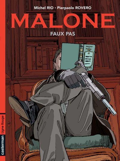 Malone - Tome 1 - Faux Pas