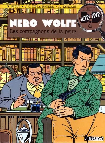 Nero Wolfe 2 tomes