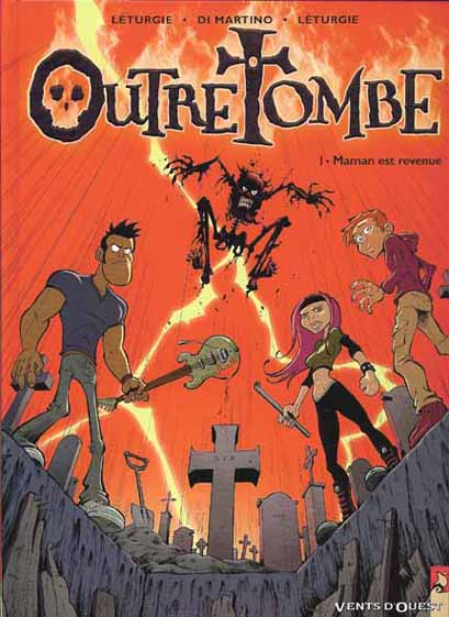 Outre tombe Tome 01