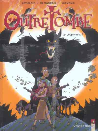 Outre tombe Tome 02