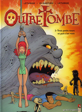 Outre tombe Tome 03