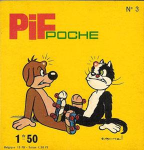 Couverture de Pif Poche -3- Pif Poche n°3