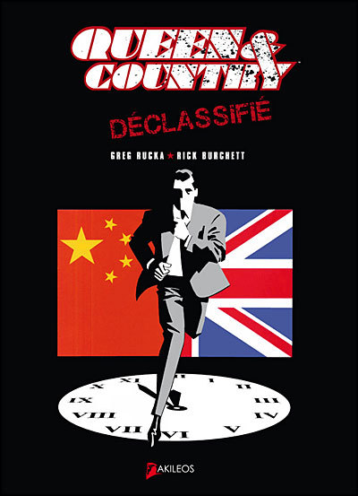 Queen & Country Declassified Tome 2