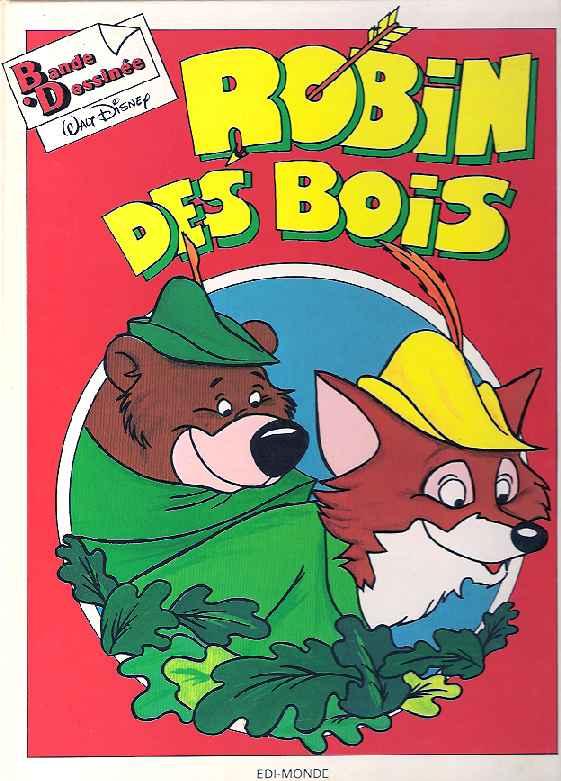 Robin des bois (Disney) 2 Robin des bois ~ Image Robin Des Bois Disney