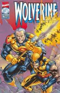 Couverture de Wolverine (Marvel France 1re série) -78- Preuves accablantes