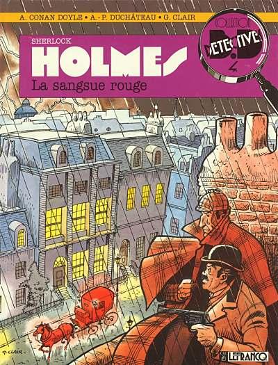 sherlock holmes Tome 01