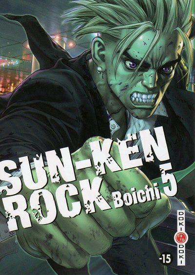 Sun Ken Rock Tome 05