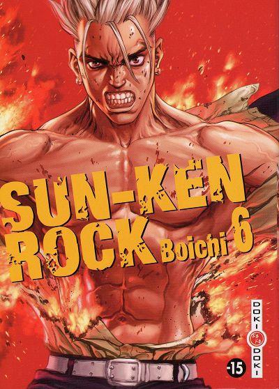 Sun Ken Rock Tome 06