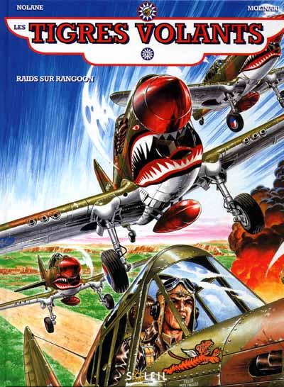 Les Tigres Volants 3 Tomes [BD] [MULTI]