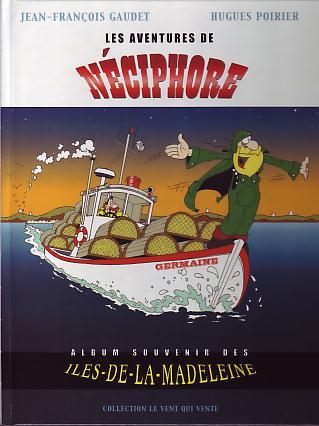 Le Tour du Quebec en BD - T01 - Les aventures de Néciphore - PDF