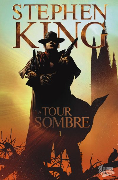 Znalezione obrazy dla zapytania Série tour sombre stephen king