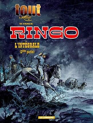 Tout Vance Ringo Intégrale Tome 2