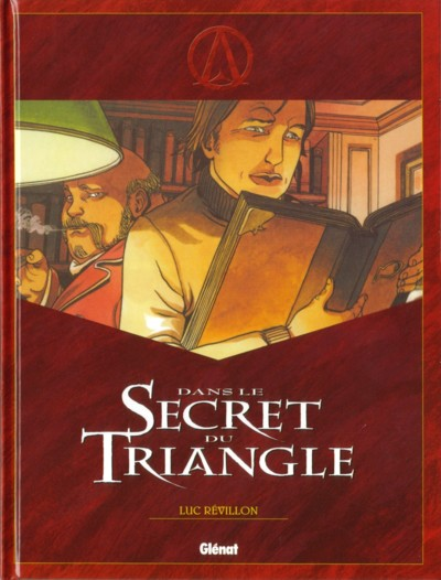 Le Triangle secret 2 tomes Hors série CBR