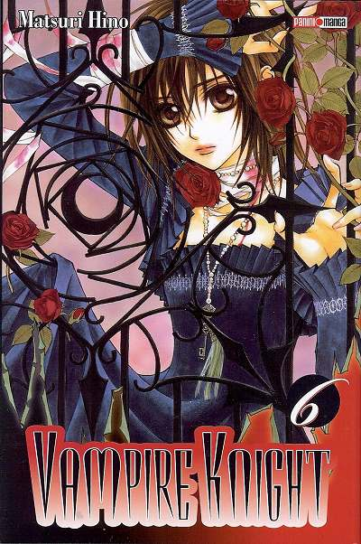 Couverture de Vampire Knight -6- Tome 6