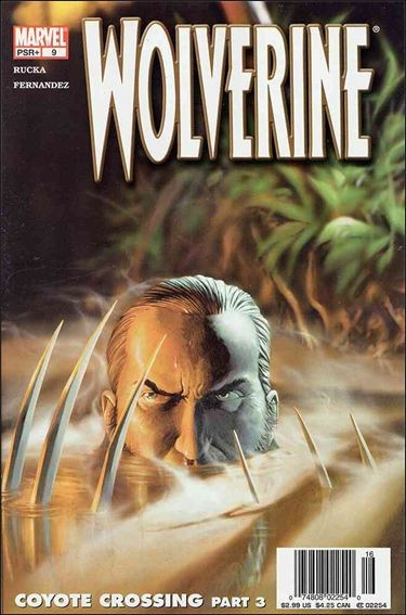 Couverture de Wolverine (2003) -9- Coyotte crossing part 3