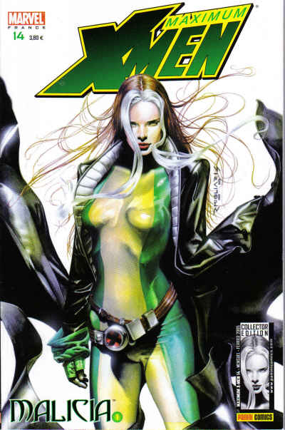 Couverture de X-Men (Maximum) -14- Malicia 1