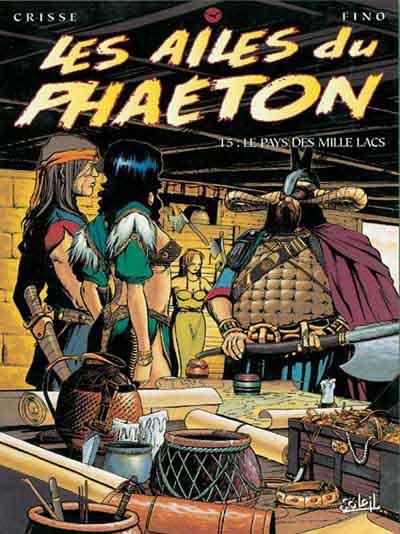 Les Ailes du Phaeton  Tome 05