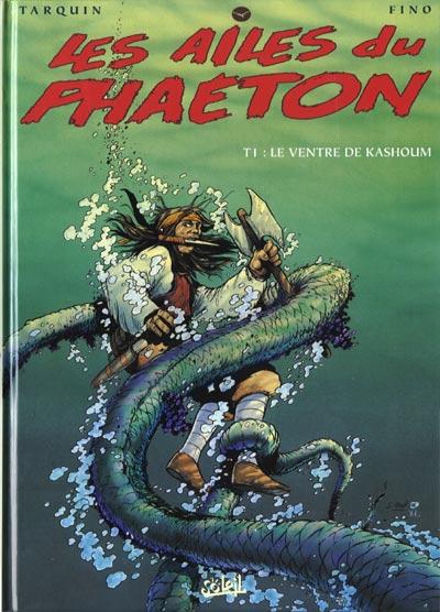 Les Ailes du Phaeton  Tome 01