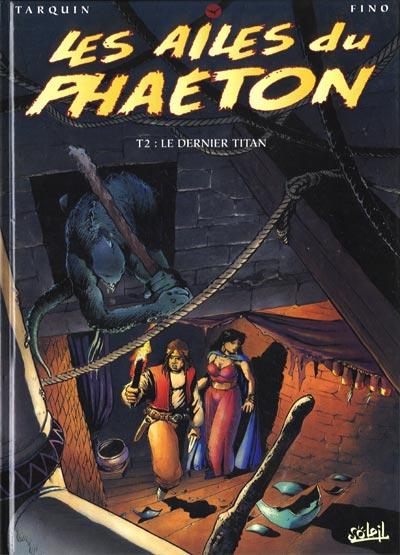 Les Ailes du Phaeton  Tome 02