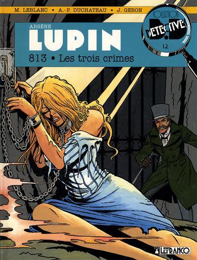 Arsène Lupin Tomes 1 à 5