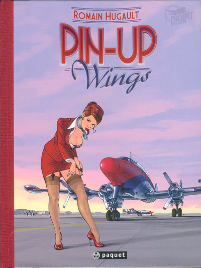 Pin-Up Wings Tome 1 Format PDF