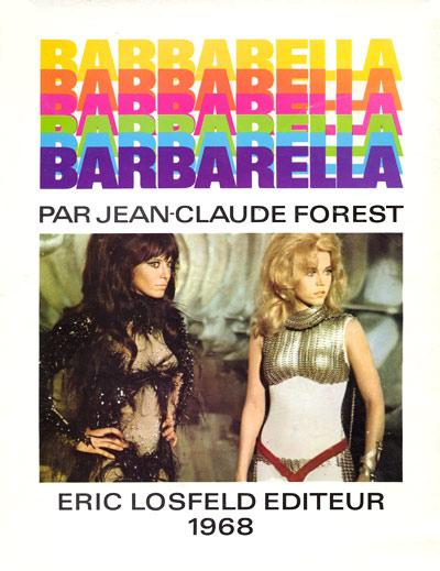 Les filles de papier Barbarella01b