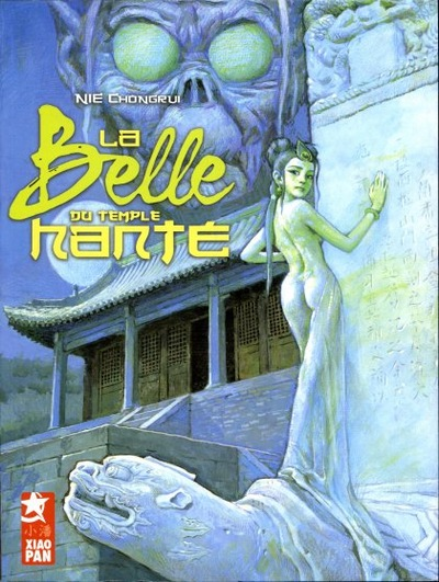 La Belle du temple Hant� one shot