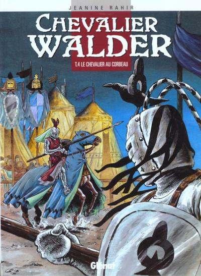 Chevalier Walder Tome 04