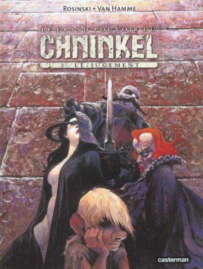 Le Grand Pouvoir Du Chninkel Tome 03