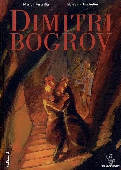 Dimitri Bogrov One shot
