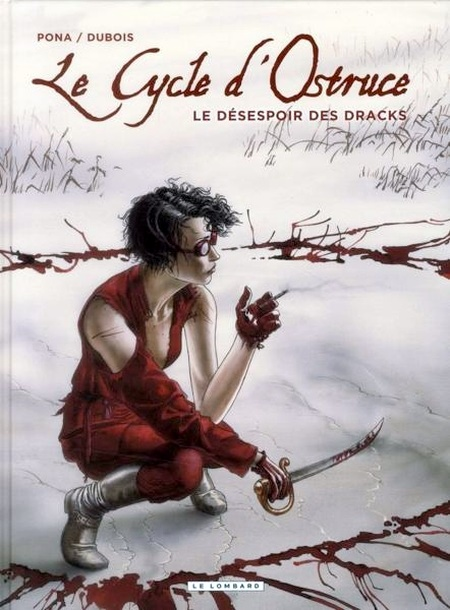 Le cycle d'Ostruce 4 Tomes