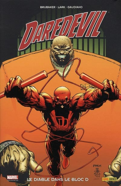 Daredevil - tome 14 : Le diable dans le bloc D